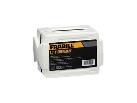 Frabill Lil Fisherman Worm Storage Container