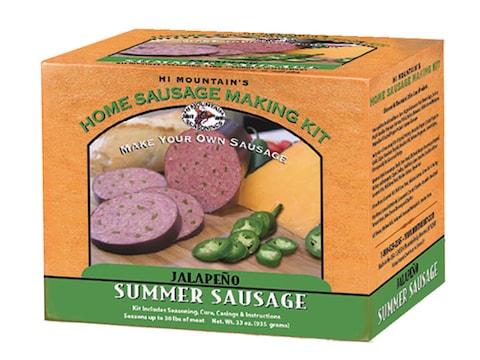 Hi Mountain Sausage Kits
