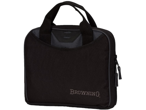 """Browning Crossfire Pistol Case 12.5"""" Polyester Black"""