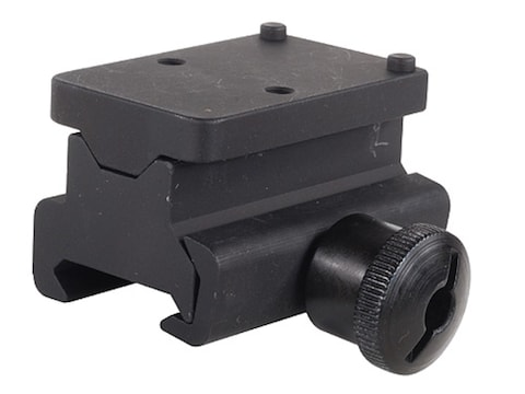 Trijicon RMR RM34 Mount for Picatinny-Style Rail Matte