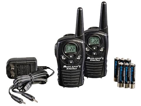 Midland LXT118VP Two-Way Radio Combo