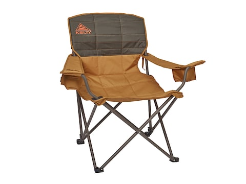 Kelty Deluxe Lounge Chair Canyon Brown