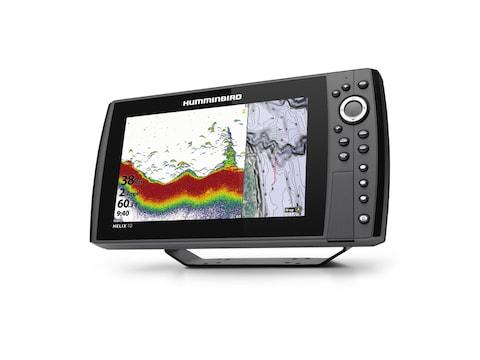 Humminbird HELIX CHIRP MEGA DI+ GPS G3N Fish Finder