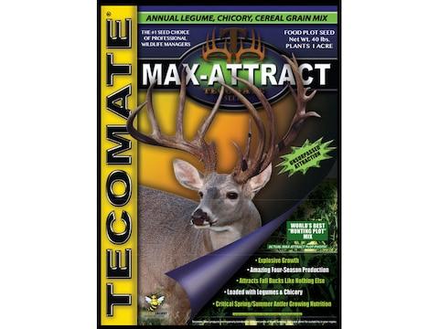 Tecomate Max-Attract Annual Food Plot Seed