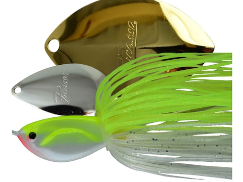 Picasso Tandem Thunder Willow Spinnerbait