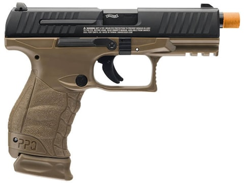 Walther PPQ TAC DEB Green Gas Airsoft Pistol