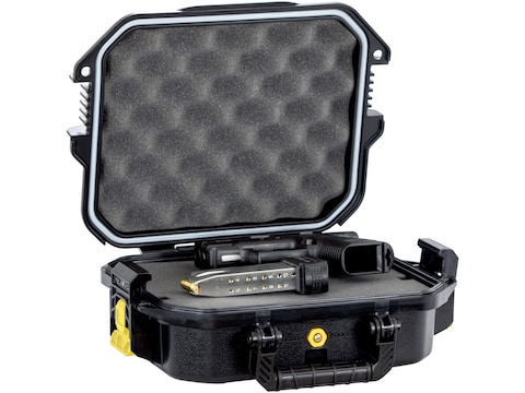 Plano AW2 All Weather Single Pistol Case Polymer Black