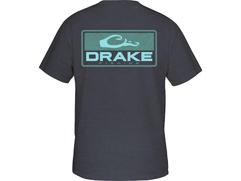 Drake Men's Fishing Topo T-Shirt