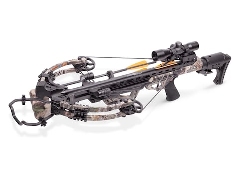 CenterPoint Heat 415 Crossbow Package God's Country