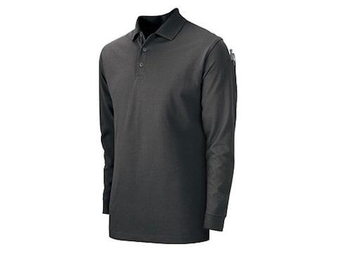 5.11 Men's Professional Polo Long Sleeve Shirt Cotton