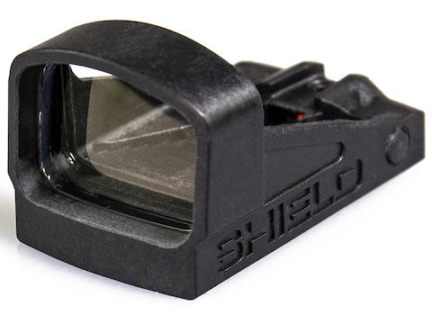 Shield Sights Mini Compact SMSc Reflex Red Dot Sight Dot Matte