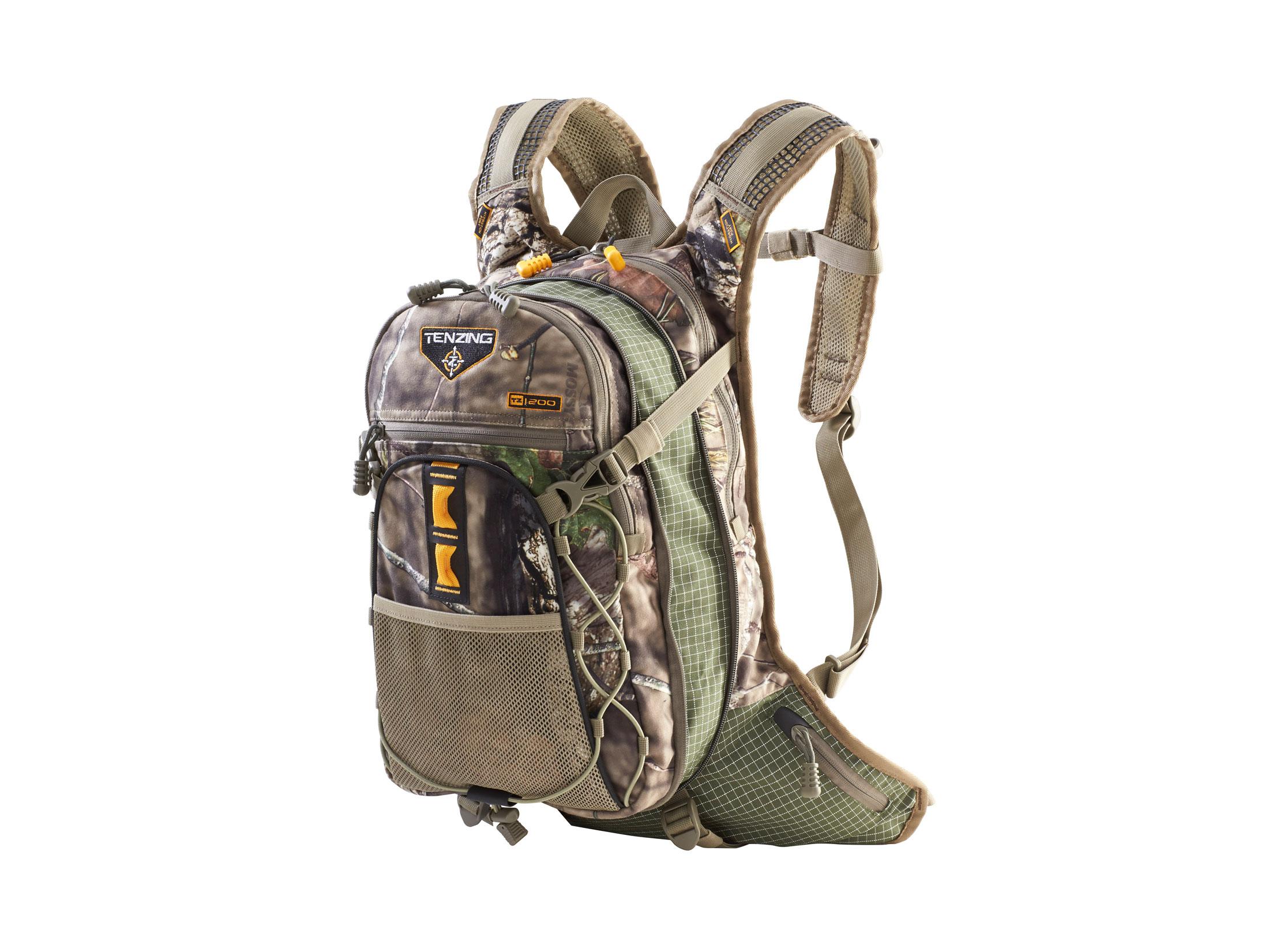 Tenzing TZ 1200 Ultra Light Day Pack Mochila de caza
