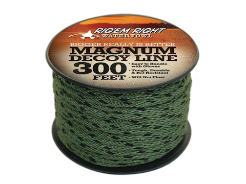Rig'Em Right Magnum Decoy Line 300'
