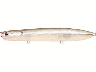 Lucky Craft Gunfish 117 Topwater Striped Shad