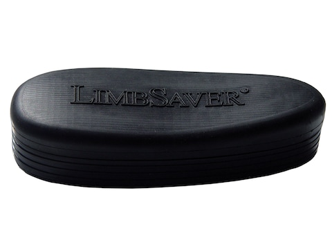 """Limbsaver Recoil Pad Snap-On AR-15 Universal 6 Position 1/4"""" Step-Down Rubber"""