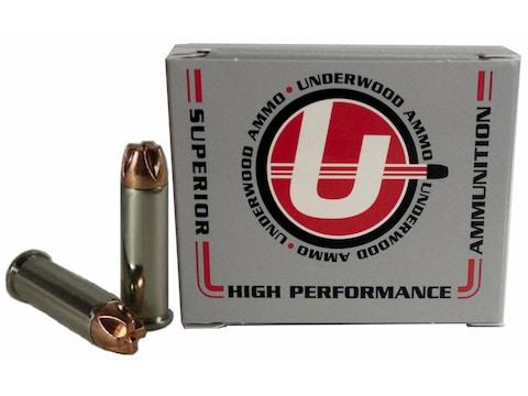 Underwood Ammunition 38 Special +P 140 Grain Lehigh Xtreme Penetrator Lead-Free Box of 20