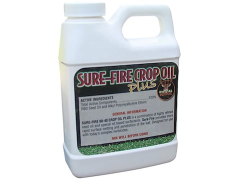 Whitetail Institute Sure-Fire Seed Oil Plus One Pint