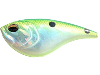 Jenko Fishing Trap Line Rip Knocker 75 Lipless Crankbait Citrus Shad