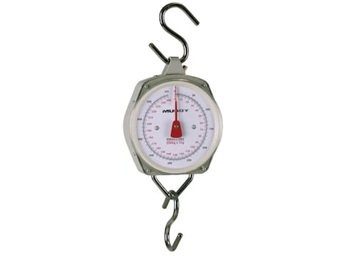 Muddy Outdoors 550 lb Dial Scale