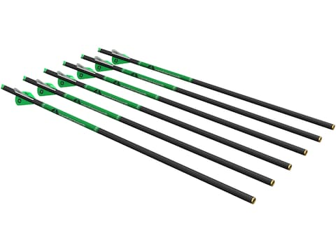 """CenterPoint CP 400 Carbon Crossbow Bolt 20"""" Pack of 6"""