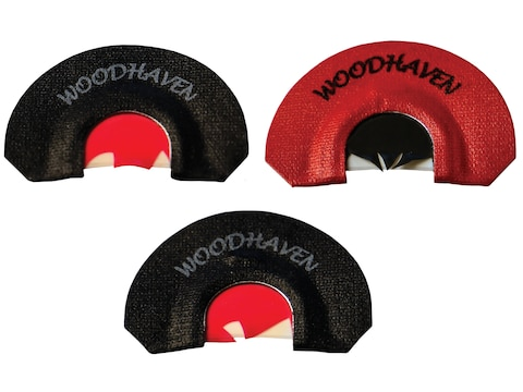 Woodhaven Elite Three Diaphragm Call Pack of 3