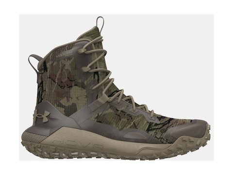 Under Armour Hovr Dawn Waterproof 400g Primaloft Insulated Hunting Boots Men's