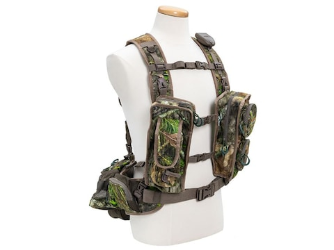 ALPS Outdoorz Long Spur Turkey Vest Mossy Oak Obsession Camo