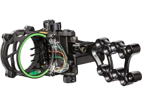 Trophy Ridge Fix Series 3-Pin Bow Sight with Light
