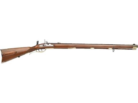 "Pedersoli JÄGER Target Muzzleloading Rifle 54 Caliber Percussion 32"" Browned Barrel Wal..."