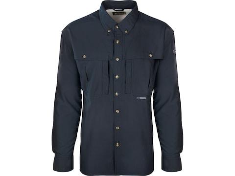 Drake Men's Flyweight Wingshooter's Long Sleeve Shirt Polyester