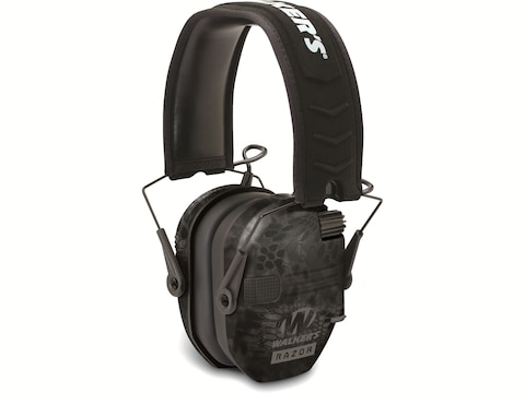 "Walker''s Razor Slim Low Profile Electronic Earmuffs (free shipping over $49 w code ""FREESHIPPING627"")"