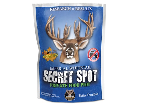 Whitetail Institute Imperial Secret Spot Food Plot Seed