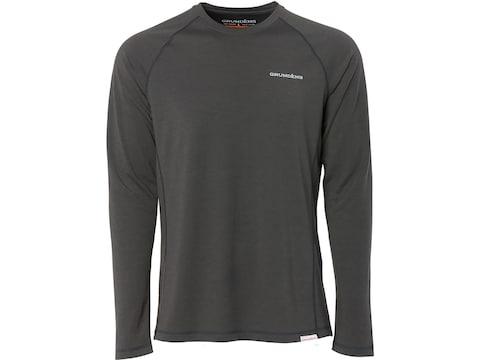 Grundens Men's Grundies Lightweight Crew Basel Layer Shirt
