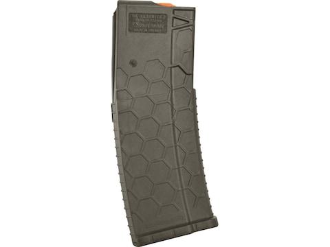 Hexmag HX Series 2 Magazine AR-15 223 Remington, 5.56x45mm, 300 AAC Blackout Polymer