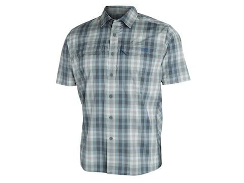 Sitka Gear Men's Globetrotter Short Sleeve Shirt Cotton/Polyester