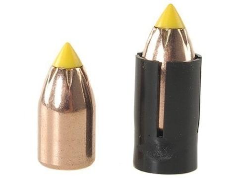 Thompson Center Shockwave Sabot Polymer Tip Spire Point Bullet Pack of 15