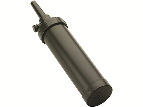 Traditions Tubular Powder Flask with Valve Composite Black