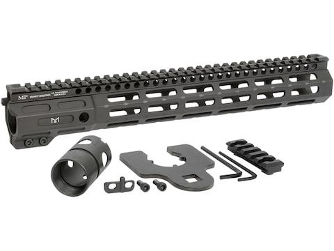 Midwest Industries Night Fighter M-Lok Handguard AR-15 Aluminum Black