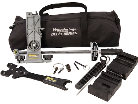 Wheeler Delta Series AR-15 Armorer's Essentials Kit