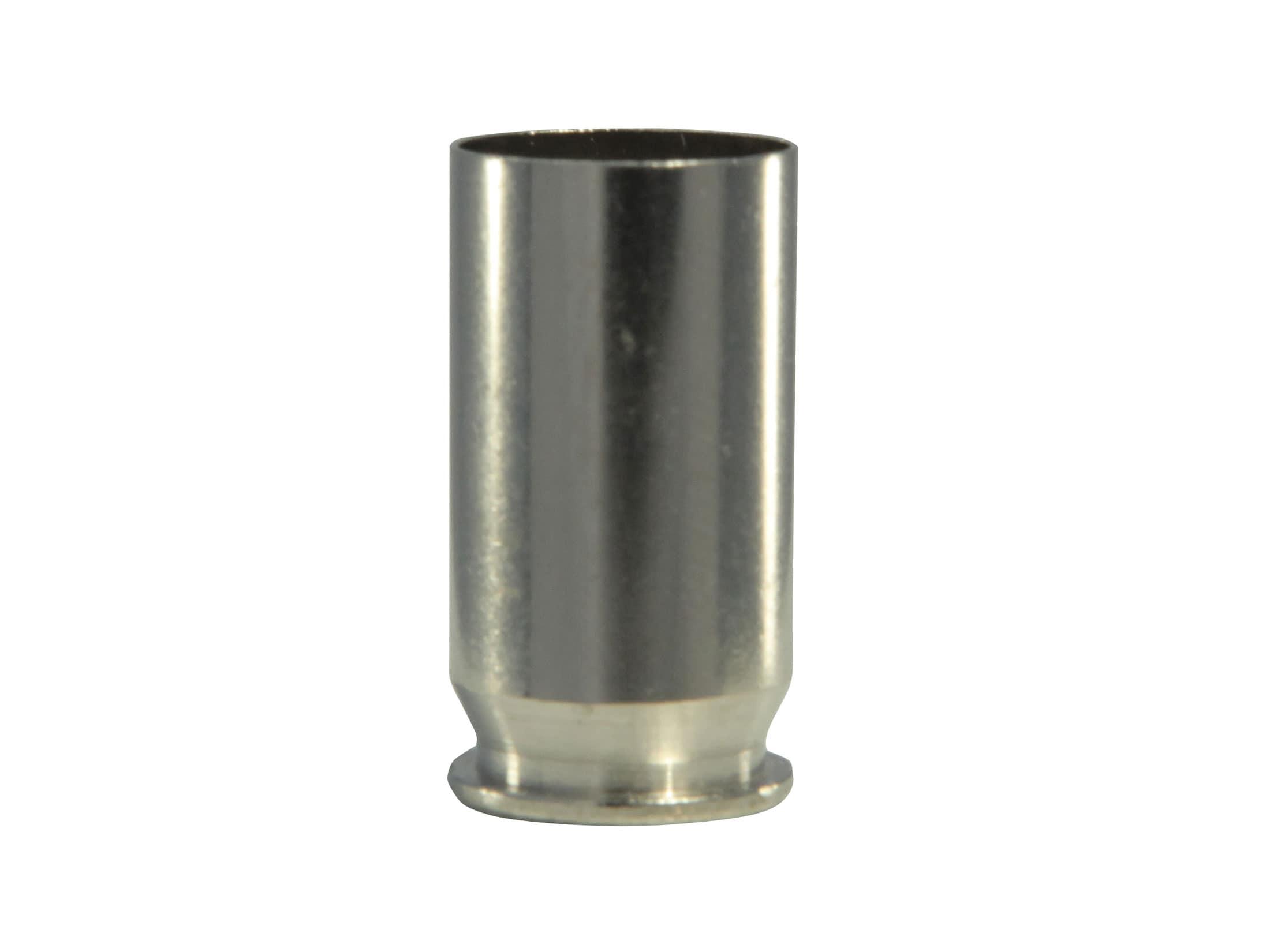 Remington Brass 45 ACP +P Nickel Plated Box of 100 (Bulk Packaged)