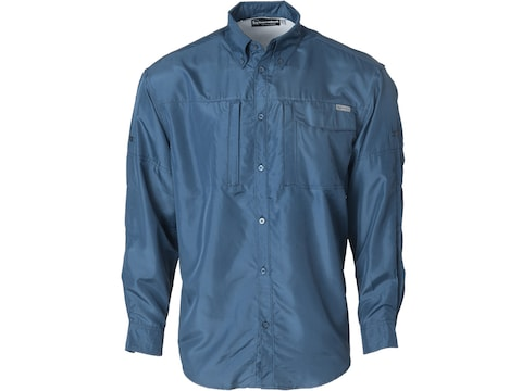Banded Men's On The Line Performance Fishing Long Sleeve Shirt