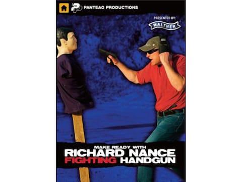 "Panteao ""Make Ready with Richard Nance: Fighting Handgun"" DVD"