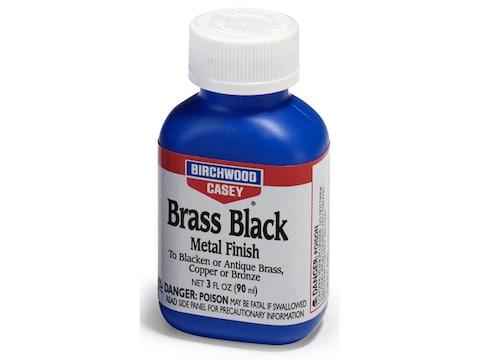 Birchwood Casey Brass Black Touch-Up 3 oz Liquid