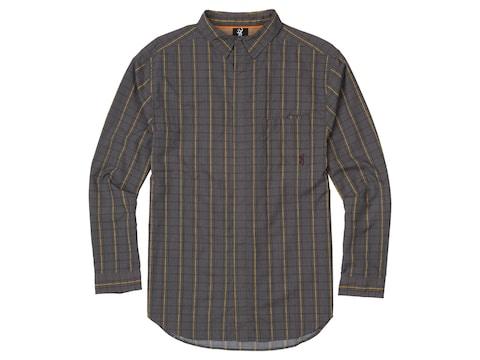 Browning Men's Lightweight Upland Long Sleeve Shirt Cotton