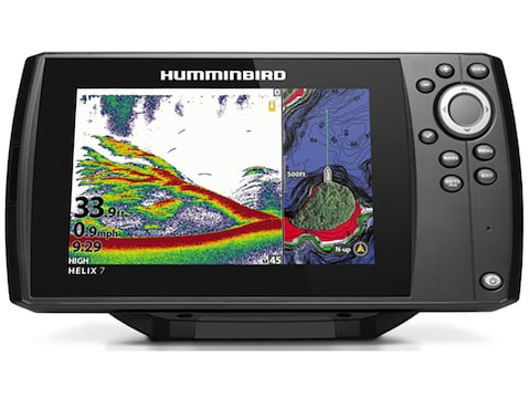 Humminbird Helix CHIRP MEGA DI GPS G3N CHO (Control Head Only) Fish Finder