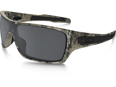 Oakley SI Turbine Rotor Sunglasses Desolve Bare Camo/Black Iridium Lens