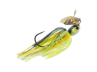 Z-Man Project Z Chatterbait Bladed Jig Chartreuse Sexy Shad 3/8 oz