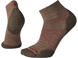 Smartwool Men's Outdoor Light Mini Socks Fossil Medium 1 Pair (6-8.5)