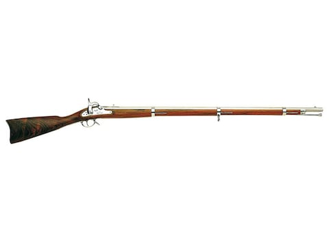 """Traditions 1861 Springfield Musket Muzzleloading Rifle 58 Caliber Percussion Rifled 40""""..."""