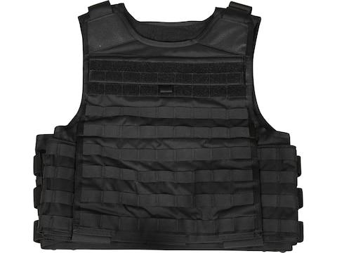 BLACKHAWK! STRIKE Plate Carrier Spear Balcs Non-Cutaway XL Black